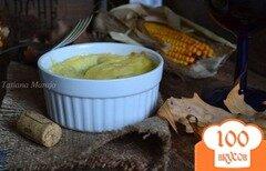 Фото рецепта: «Яйца со шпинатом под сырной корочкой»