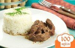 Фото рецепта: «Говядина в рукаве в духовке»