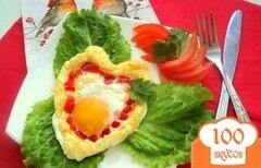 Фото рецепта: «Яичница по-итальянски»