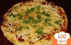 Фото рецепта: «Пицца за 5 минут»