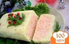 Фото рецепта: «Террин из красной и белой рыбы»