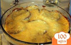 Фото рецепта: «Баклажаны с сыром»