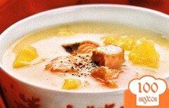 Фото рецепта: «Различные супы-пюре»