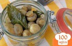Фото рецепта: «Маринованные грибы в мультиварке»