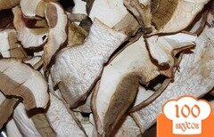 Фото рецепта: «Суп из сухих белых грибов»