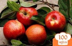Фото рецепта: «Ржаная шарлотка с яблоками»