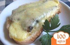 Фото рецепта: «Вкусные бутерброды со шпротами»