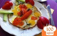 Фото рецепта: «Светский завтрак»