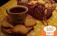 """Фото рецепта: «Постное печенье """"Mинутка""""»"""