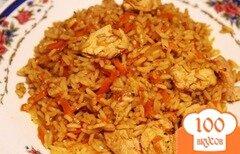 Фото рецепта: «Вкусный плов с курицей»