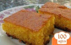 Фото рецепта: «Сладкий пирог за 5 минут»