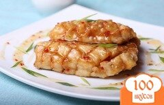 Фото рецепта: «Рыба-шишка»