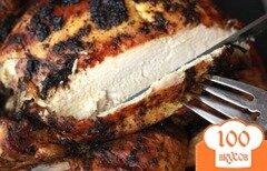 Фото рецепта: «Курица запеченная в травах»