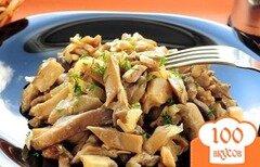 Фото рецепта: «Жареные грибы в мультиварке»