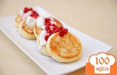 Фото рецепта: «Идеальные сырники»