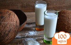 Фото рецепта: «Кокосовый пунш»