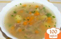 Фото рецепта: «Суп из баранины с рисом»