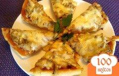 Фото рецепта: «Начинка для пиццы с грибами»