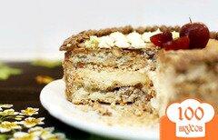 Фото рецепта: «Киевский торт»