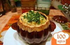 Фото рецепта: «Рагу в горшочках с курицей»