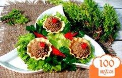 Фото рецепта: «Печёночно - грибной паштет»