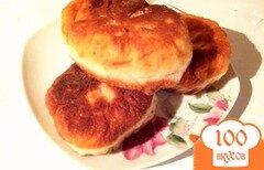 Фото рецепта: «Домашние Беляшики»