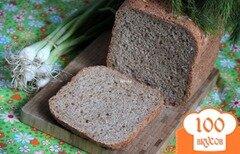 """Фото рецепта: «Хлеб с мукой """"кама""""»"""