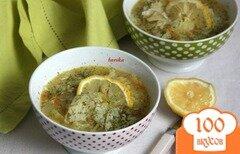 Фото рецепта: «Луковый суп с капустой»