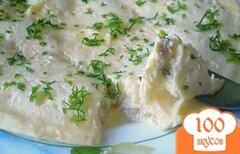 Фото рецепта: «Омлет с цыпленком гриль и сыром в мультиварке»