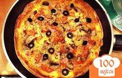 Фото рецепта: «Пицца Портобелло»