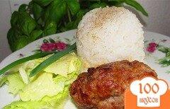 Фото рецепта: «Люля-кебаб из телятины»