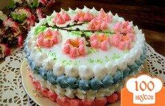 Фото рецепта: «Торт «Крымская весна»»