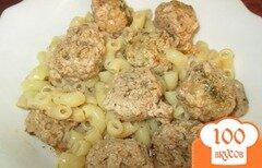 Фото рецепта: «Тефтели в томатной подливке»