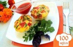 Фото рецепта: «Омлет по-итальянски»