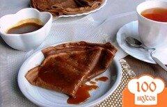 Фото рецепта: «Блинчики с какао»