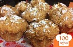 Фото рецепта: «Творожные кексики»