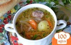 Фото рецепта: «Соус из говядины с картошкой»