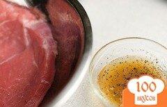 Фото рецепта: «Маринад для стейка из свинины»