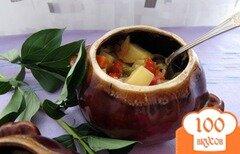 Фото рецепта: «Баклажаны в горшочках»