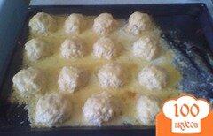 Фото рецепта: «Куриные шарики в сливочном соусе»