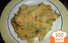Фото рецепта: «Новое блюдо со вчерашней картошки»
