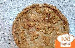 Фото рецепта: «Французский пирог за 5 минут»