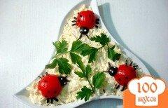 Фото рецепта: «Салат из сырочков»