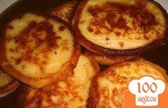 Фото рецепта: «Оладьи из пюре картофельного»