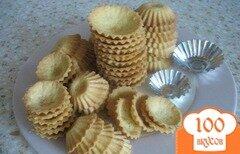 Фото рецепта: «Песочное тесто для тарталеток»
