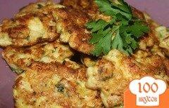 Фото рецепта: «Еврейские котлеты из курицы»