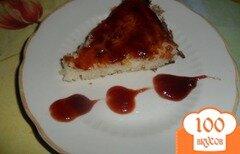Фото рецепта: «Простая рисовая запеканка»