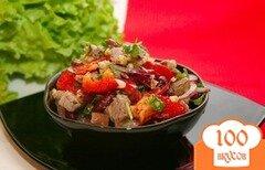 "Фото рецепта: «Салат ""Тбилиси""»"