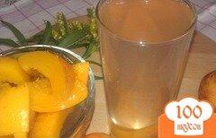 Фото рецепта: «Компот из нектаринов»