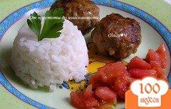 Фото рецепта: «Котлетки с морковью»